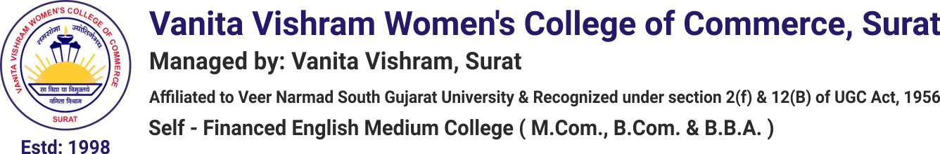 Vanita Vishram Women's College of Commerce