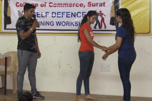 Self Defence Camp